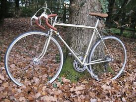 VINTAGE RALEIGH RECORD ACE