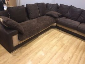 CHEAP AND GOOD QULITY CORNER SOFA WITH HEADREST London