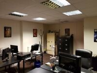 Office to rent in Hull's Old Town (HU1). All inclusive, great location, cosy environment!