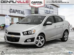 2016 Chevrolet Sonic LT*Appearance Pkg*Sunroof*Rear Camera