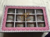 Brand new 12 cups coffee cups still in box new £8