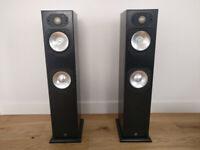 Monitor Audio Silver S6 floorstanding loudspeakers