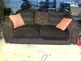 large 2 seatter settee