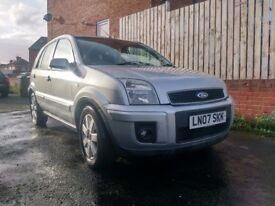Ford fusion+ 2007. 1.4 petrol 65000mil kat c