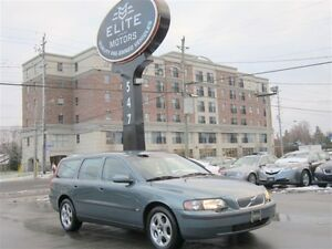 2004 Volvo V70 2.4 LOW KMS * ONLY 114KMS * ~ !!!