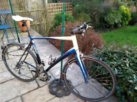 Men's bike, good condition, 27 gears