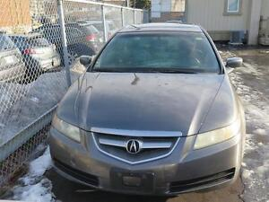 2004 Acura TL Cambridge Kitchener Area image 2