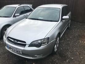 Subaru Legacy 2003 breaking for spares