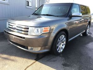 2009 Ford Flex LIMITED / LEATHER / MOONROOF / 7 PASSENGER