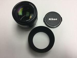 Nikon AF Nikkor 85mm f1.8D like new with 90 days warranty