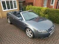 Audi B6 A4 Cabriolet 2004 | Price Reduced | £1600 ono