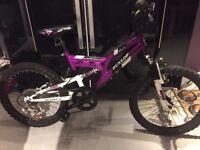 Dunlop Full Suspension Mountain Bike