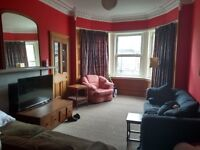 Spare room over June and July in clean spacious flat