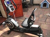 Exercise bike Recumbent
