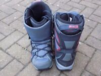 Adult Snowboard Boots.