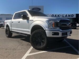 2018 Ford F-150 Wow Must See This Lifted F-150