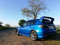 Subaru Impreza Hatchback Sti rep