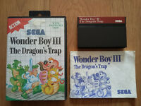 SEGA Master System game, Wonder Boy III