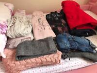 Girls winter bundle 2-3 years