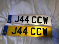 """Personalised plates """"jack"""""""