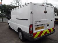 2007 FORD TRANSIT SWB 85 T260 (REDUCED)