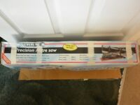 Silverline Precision Mitre Hard Tooth Saw