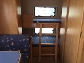 2004 - 5/6 Berth - Superb Caravan Incl. Full Awning - View @ tricamcaravans