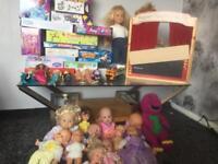 Toy game bundle