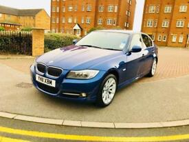 BMW 318D EXCLUSIVE EDITION 3 SERIES DIESEL, 2011 PLATE, 83000 MILES, 12 MONTHS MOT & FULL S/H.