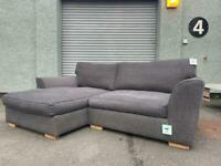 SOLD!! Grey Corner sofa delivery 🚚 sofa suite couch furniture
