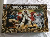 Space Crusade Board Game (100% Complete, Mint Condition)