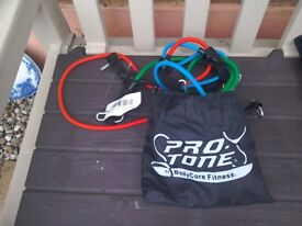 Resistance Band Set, Bodycore Fitness