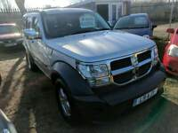 Dodge Nitro 2.8Crd - Very Low Miles - Fsh - Hpi Clear