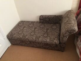 Sofa Bed Chaise Long