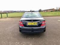 Mercedes c class c200cdi sport Auto 94k HPI clear full history 2 keys 10 month mot £5995 swaps