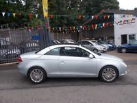"Volkswagen EOS 2.0 T-FSI Sport 2dr Convertible ""1 OWNER FROM NEW ""TREMENDOUS PERFORMANCE"
