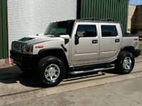 Hummer H2 SUT pick up very rare in UK