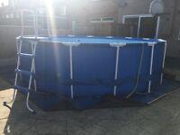 Intex Swimming Pool 15ft x 15ft