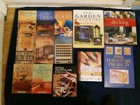 27 Brand new woodworking books
