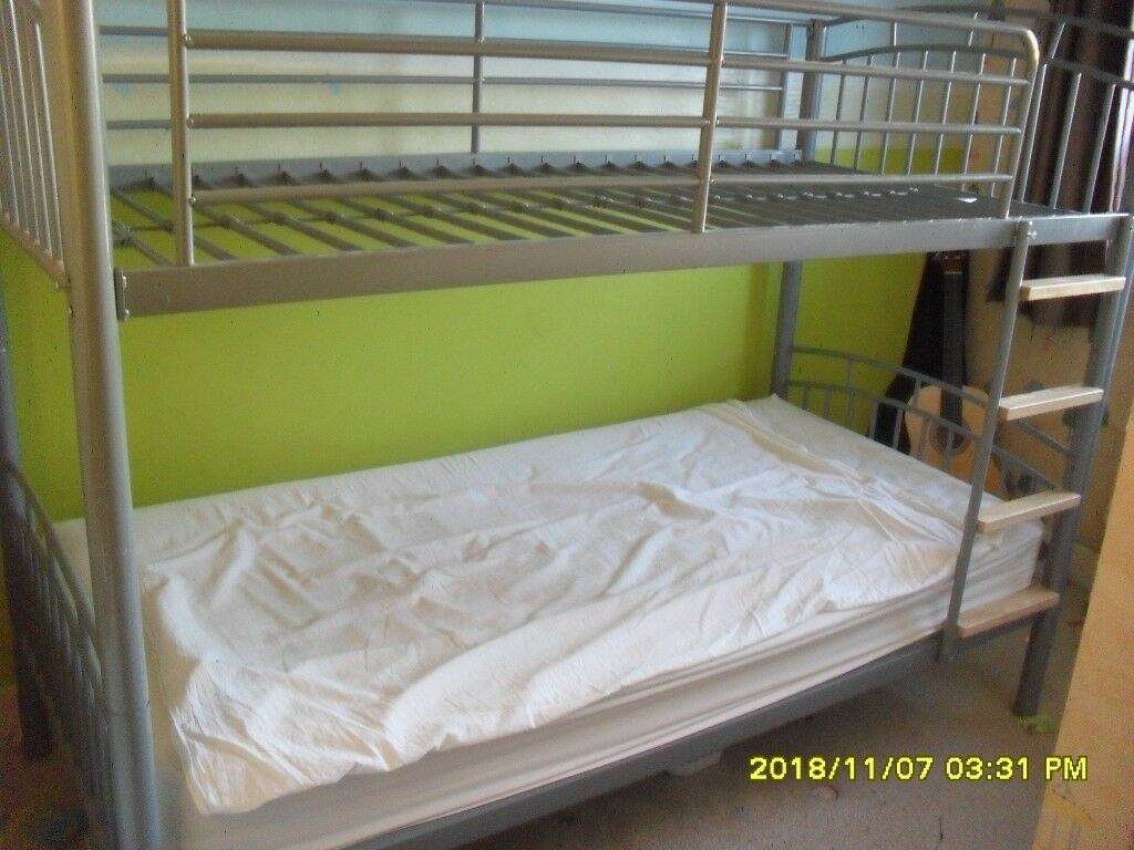 Single Bunk Bed Mattress In Middlesbrough North Yorkshire Gumtree