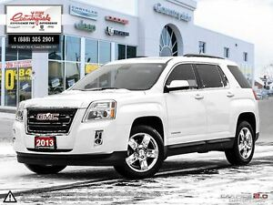 2013 GMC Terrain SLT-1 *4CYL, LEATHER & NICE WHEELS*