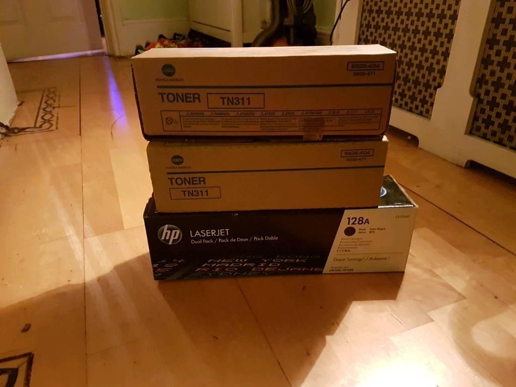 HP LaserJet Ink and Toner