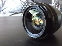 Canon EF 28mm f1.8 USM PRIME Lens for Photo and Video- Great for low light