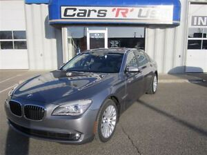 2012 BMW 750i xDrive LONG BODY AWD EVERY OPTION LOCAL ONLY 112K!