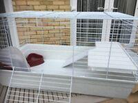 Brand new indoor pet cage.