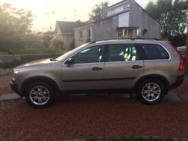 Volvo XC90 2005 D5 SE diesel was 7 seater 4x4 FSH *Rare Manual* px car & cash open to offers swap