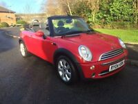 MINI Convertible 1.6 One , VERY HIGH SPECIFICATION , 2004 (04 reg), Convertible