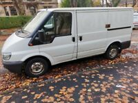 FORD TRANSIT 2006( SMILEY)+MOT END MARCH 21, GREAT DRIVER, LOW MILEAGE