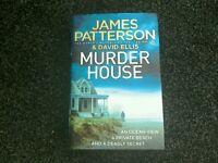 LATEST JAMES PATTERSON HARDBACK BOOK