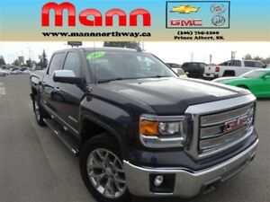 2015 GMC Sierra 1500 SLT | Z71, Tow Package, Heated/Cooled Seats
